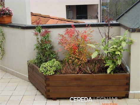 vasi terrazzo vasi legno da terrazzo cereda legnami agrate brianza