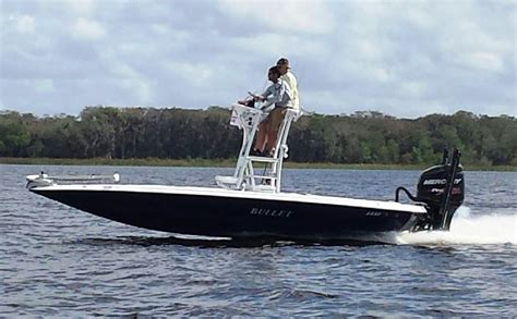 Bullet Bass Boats Review by Bullet Boats Flats Boat And Bay Boat Towers Photo Gallery