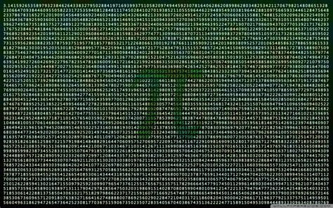 All PI Numbers