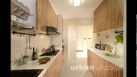 Bto Kitchen Cabinet Design  Youtube