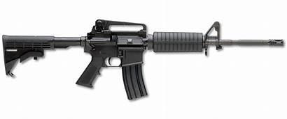 Fn Carbine Ar Barrel Sight Rifle Gun