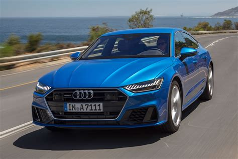 2018 Audi A7 First Drive A Masterclass In Luxury And