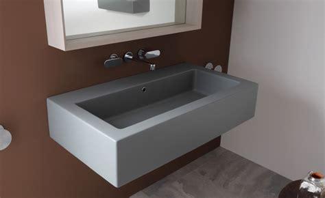 lavabi moderni bagno 5 idee di arredo bagno con lavabi moderni
