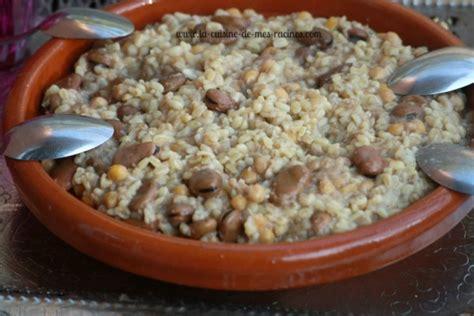 cherchem plat algerien