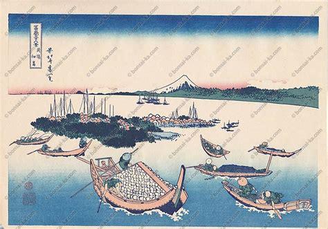 36 vues du mont fuji este japonaise hokusai 36 vues du mont fuji tsukuda bonsai ka