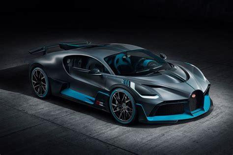 Bugatti Divo (2018) Infos, Bilder, Marktstart Vom