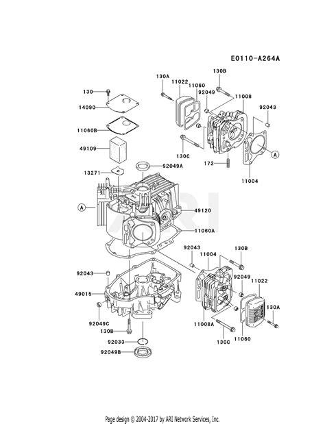 Kawasaki Fh451v Parts Diagram
