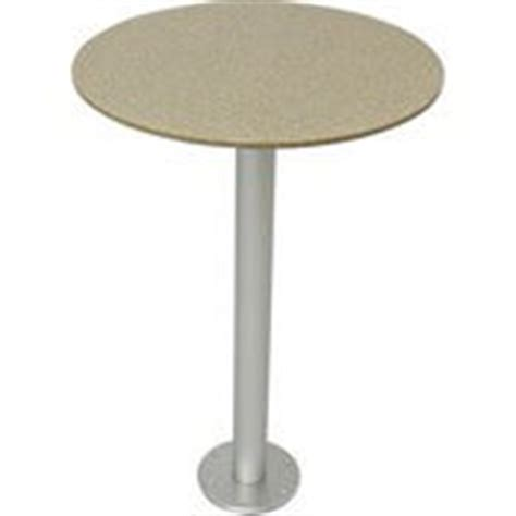 Stone Boat Outfitters sandstone corian table with pedestal boat outfitters