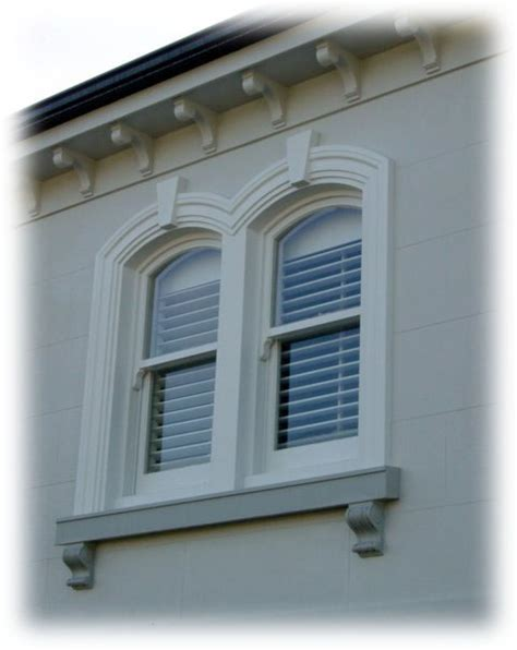 Corbelled Eaves by Accumen Shapes Dentils Corbels