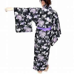 Kimono Long Femme : haori vintage japonais pour femme ~ Farleysfitness.com Idées de Décoration