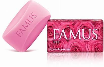 Soap Beauty Perfume Rose Famus
