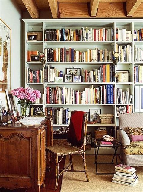 home office library discover 6 ideas for creating a petite home office home libraries home office and libraries