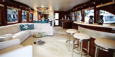 luxury yacht interior design decoration