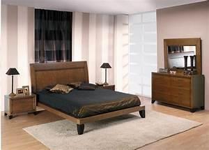 Modele De Chambre A Coucher Moderne : meubles contemporains meubles sur mesure hifigeny ~ Melissatoandfro.com Idées de Décoration