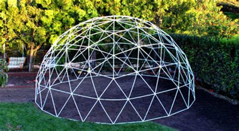 7 Advantages Of Geodesic Domes  Snap Clamp  California