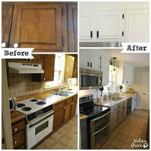 94 galley kitchen renovation before and after galley With kitchen design photos before and after
