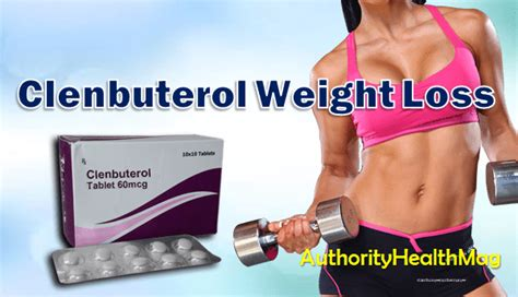 clenbuterol weight loss cycle dosage
