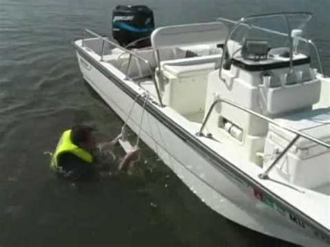 Boston Whaler Boat Ladder by Foundation Findings 44 Boston Whaler 1st Place