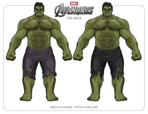 Hulk Avengers 2012 By Efrajoey1 On Deviantart