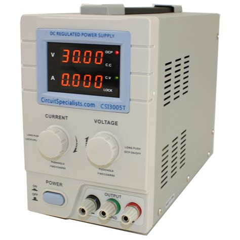 Volt Adjustable Linear Power Supply Amps