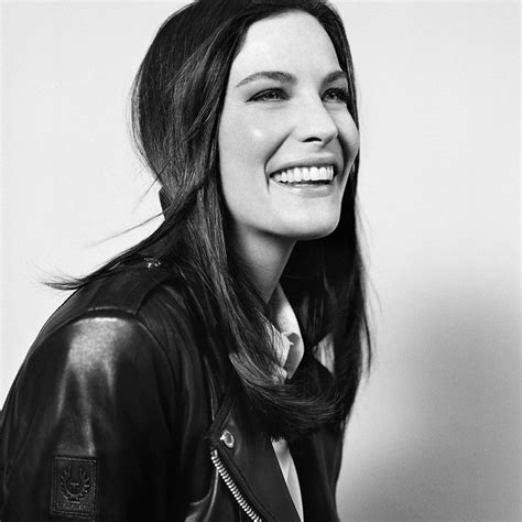 Liv Tyler designs capsule collection for Belstaff - News