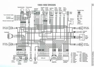 Wiring Diagram Needed Dr250s - Dr