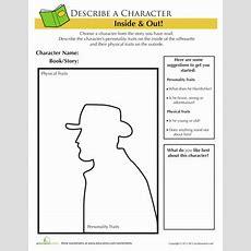 Frontiersman Character Traits  Worksheet Educationcom