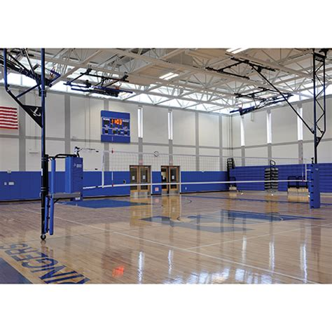 Ceiling Equipment by Ceiling Suspended System Jaypro Sports Equipment