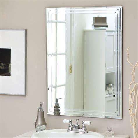 mirror ideas for bathrooms framed bathroom mirrors bathroom mirror idea framing an