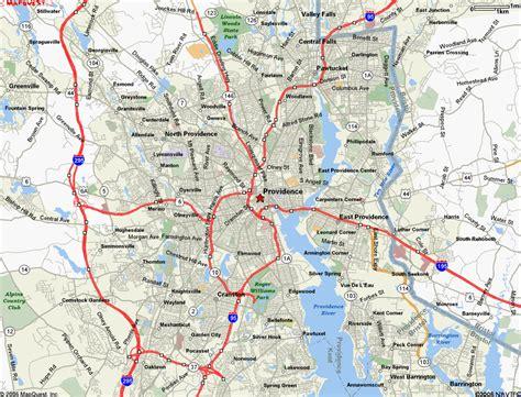 map  providence ri