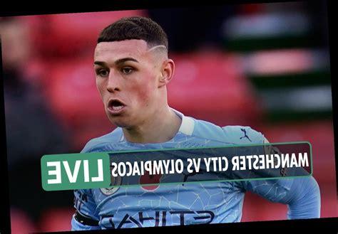 Man City vs Olympiacos LIVE: Stream FREE, TV channel, team ...