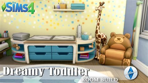 bed frame for boy the sims 4 room build dreamy toddler room
