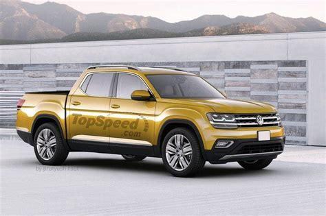 volkswagen atlas pickup price performance review