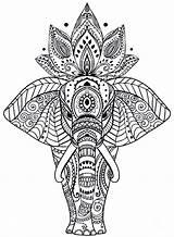 Mandala Coloring Pages Pdf Animal Printable Sheets Advanced sketch template
