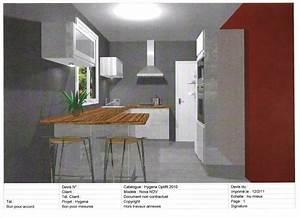 Table Cuisine étroite : table cuisine longue troite design de cuisine ~ Teatrodelosmanantiales.com Idées de Décoration