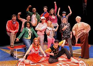 HIGH SCHOOL MUSICAL Comes To Marriott Theater Through 5/18