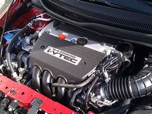 Civic Si Engine  Photo Courtesy Michael Karesh
