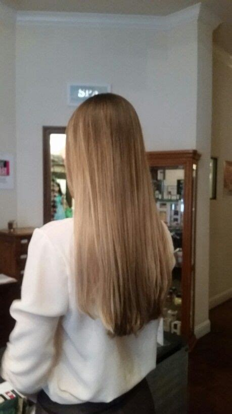 1000 ideas about no layers haircut on pinterest long