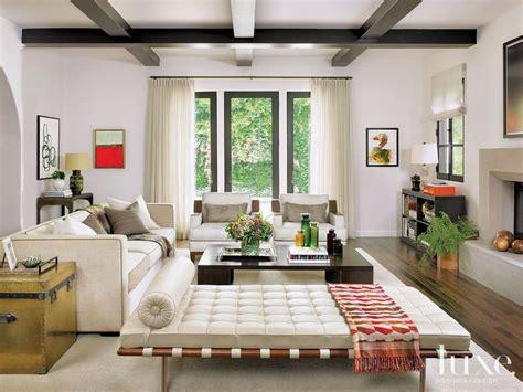Luxe Magazine Spanish Bungalow Living Room Httpwww