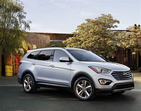 Hyundai Midsize by Best 3 Row Midsize Suv For The Money 2015 Hyundai Santa