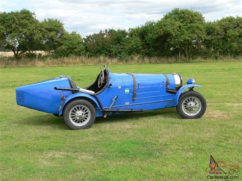 If you found your way to the website, you want to know more about cars. Bugatti Type 35 kit car VNJ 549H