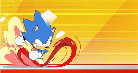 No te pierdas el opening animado de Sonic Mania