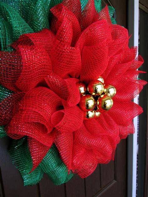 wreath making images  pinterest deco mesh