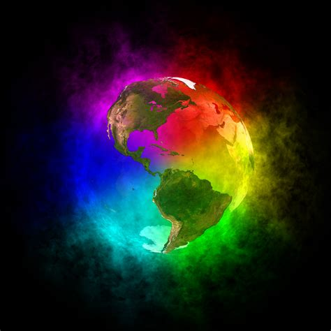what color is earth what color is your world chrisakinsdotcom