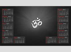 Om 2012 Calendar Wallpapers 1600x900 271975