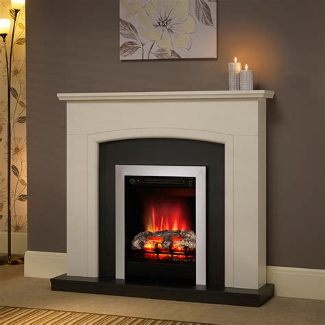 Contemporary Fireplaces Uk - be modern hayden electric fireplace suite fireplaces are us