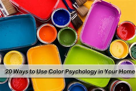 interior paint color psychology 20 ways to use color psychology in your home freshome