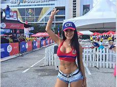 La tica Melissa Mora mostró sus encantos en el Costa Rica