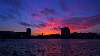 Sunset Water Cinemagraph Gifs Stills Living Waves