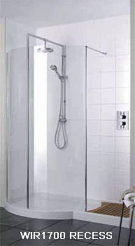 1700 Shower Enclosure - 1700 curved walk in shower enclosure matki walk in
